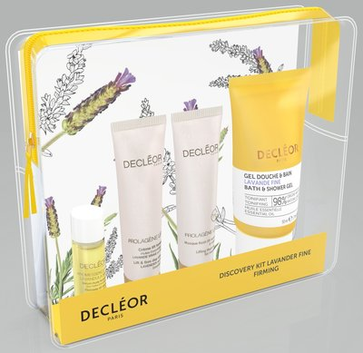 Decleor Discovery Kit Lavender Fine
