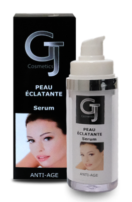 GJ Cosmetics Peau Eclatante Anti Age Serum dames