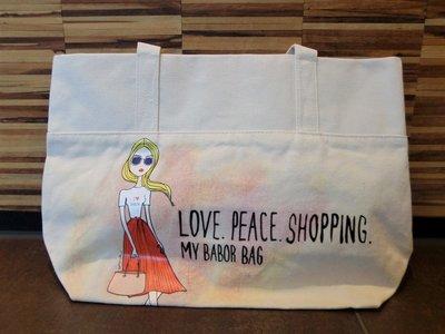 Babor Canvas Bag