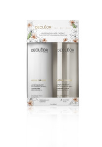 Decleor Cleansing Routine Milk en Lotion 2 x 400ml