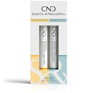 CND SolarOil & RescueRxx Care Pens 2.5ml