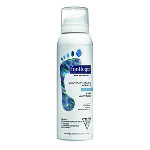 Footlogix Daily Maintenance Formula Mousse 125ml