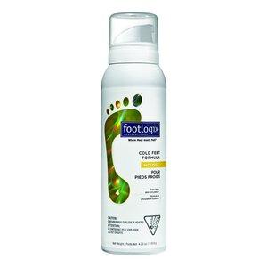 Footlogix Cold Feet Formula Mousse 125 ml