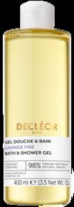 Decléor Lavender Fine Bath & Showergel 400ml