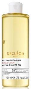 Decléor Rose Damascena Bath & Showergel 400ml