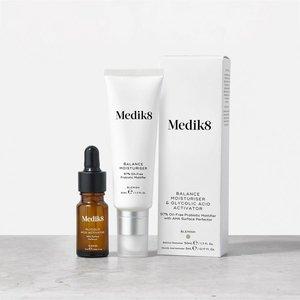 Medik8 Balance Moisturiser & Glycol Acid Activator
