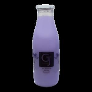 GJ Cosmetics Bad- & Douche Schuim Lavendel